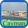 Cayman Islands Offline Map Travel Guide