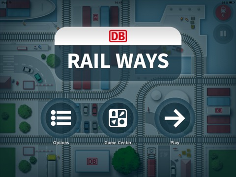 RAIL WAYS DB Cargo screenshot 1