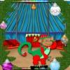 Christams Circus Tent Decoration