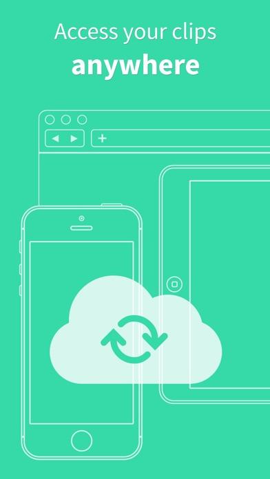 Heapo - eine die Zwischenablage zum Kopie, Schnitt und paste schnell Screenshot
