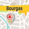 Bourgas Offline Map Navigator and Guide