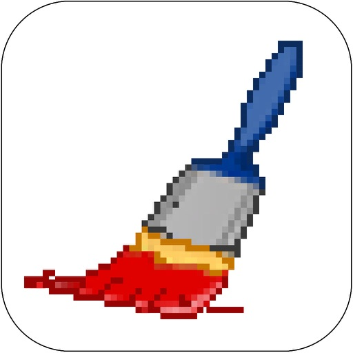 Isometric Art - A Dottable Pixel Art Editor & Painting Studio For Kids iOS App