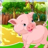 Peppie Pig Games for Little Kids - Matching Games & Pig Sounds