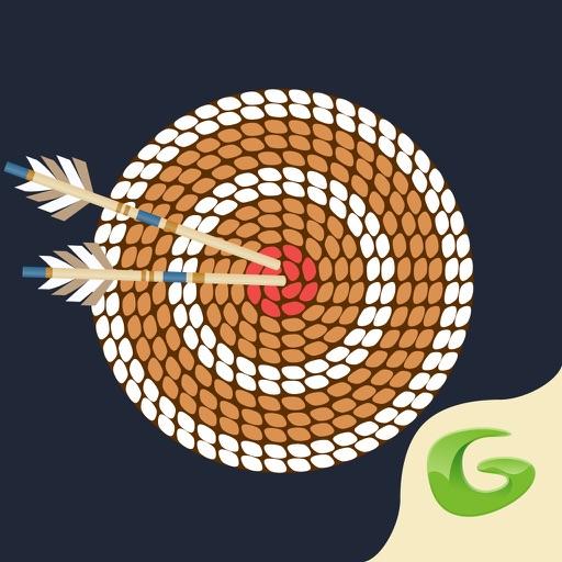 Bull's-eyes Archery: Arrow Challenge Tournament iOS App