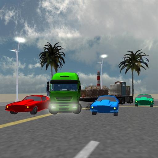 Truck Driver 3D: City iOS App
