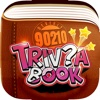 Trivia Book : Puzzles Question Quiz For Beverly Hills 90210 Fans Games