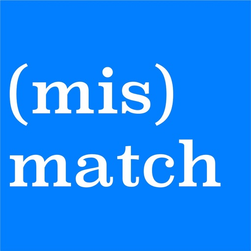 Mismatch Game iOS App