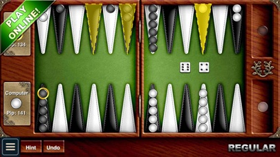Backgammon Premium Screenshot