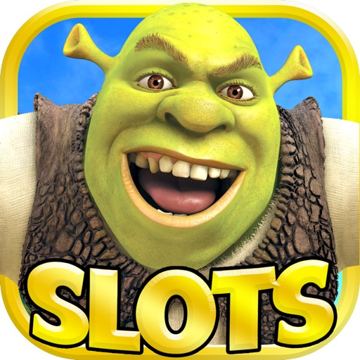 Shrek Slots Adventure iOS App