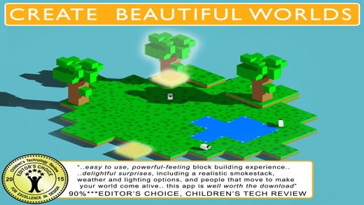 Blox 3D World Creator Screenshot