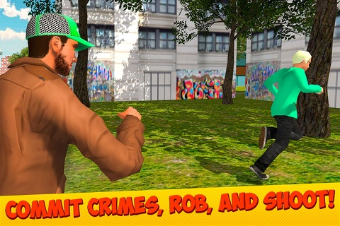 Crime City Shooter 3D Full screenshot 3