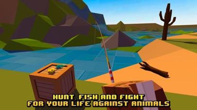 Screenshot von Afrikanisch Kunst Überleben Simulator 3D2