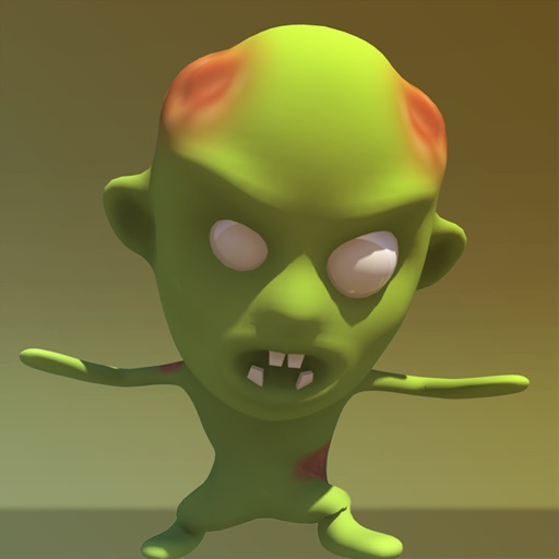 Awesome Zombie Trap Puzzle - new brain teasing adventure game iOS App