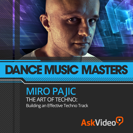 Miro Pajic - The Art of Techno