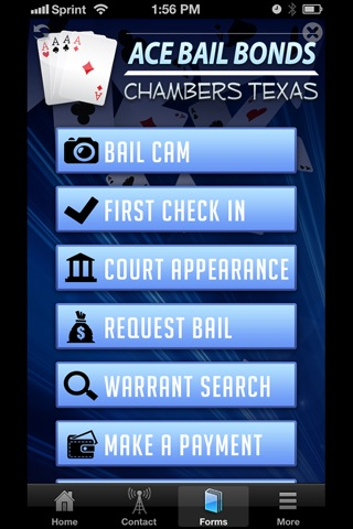 Ace Bail Bonds Chambers screenshot 3