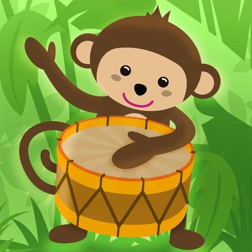 赤ちゃんの楽器