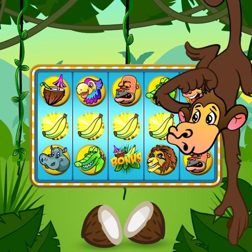 Скачать игровой автомат Обезьянки Crazy Monkey бесплатно