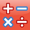 AB Math II - fun games for kids and the family : addition, mental math, brain challenge