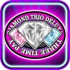 Diamond Trio - Triple  Slots