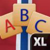 Ordlek XL - Lær å stave over 150 norske ord