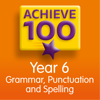 Achieve 100 – Year 6 Grammar, Punctuation and Spelling (single user)