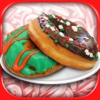 Christmas Donut Maker – Kids Winter Holiday Dessert Cooking Baker Game