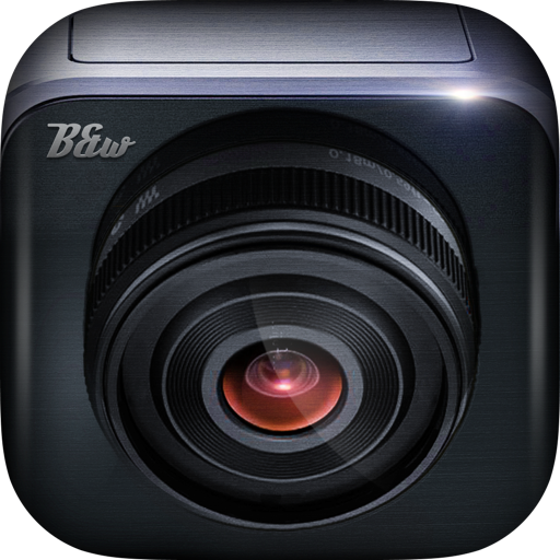 黑白映像 - 文青最愛用的黑白攝影特效濾鏡