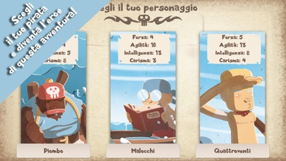 Screenshot of Pirati - All'avventura sull'isola del tesoro1