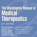 The Washington Manual of Medical Therapeutics, 34th Edition