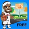 Slam Dunk Basketball - Basketball Tosses Arcade and Free Game free basketball screensaver