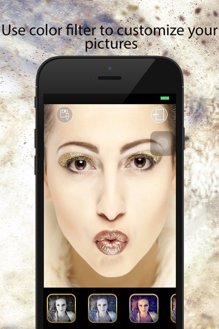 Eye Color Lense - Photo Editor screenshot 4