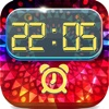 iClock – Abstract Art : Alarm Clock Wallpapers ,  Frames & Quotes Maker For Pro