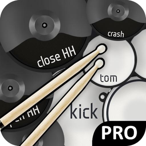 Electro Drums Pro iOS App