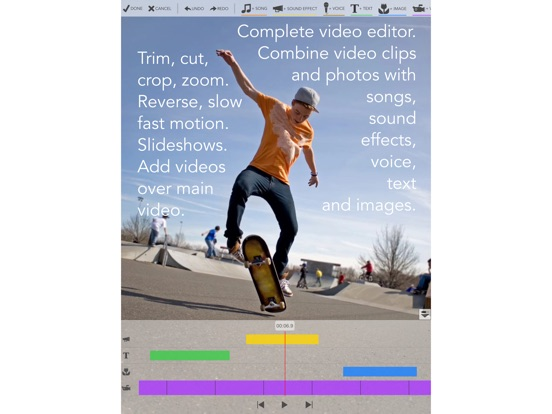 Video Editor Videocraft For iOS Drops To Free For First Time In Five Months