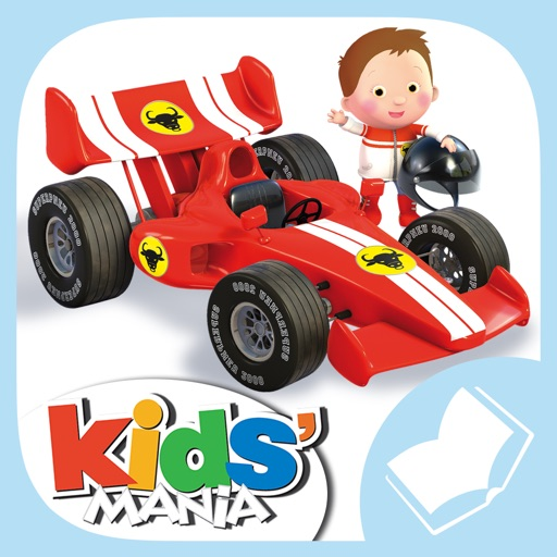 L'auto da corsa di Fernando - Ragazzino