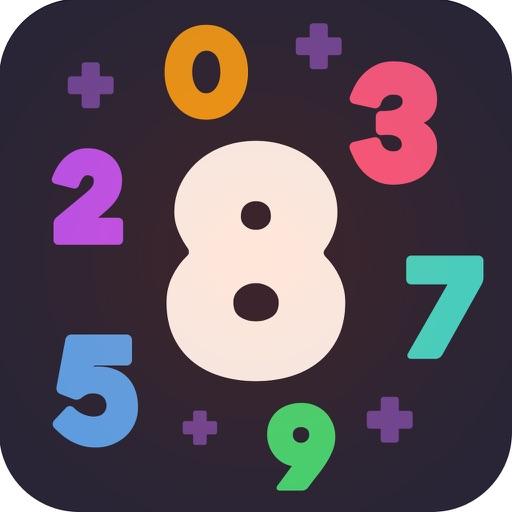 Math Color : Rainbow Number iOS App