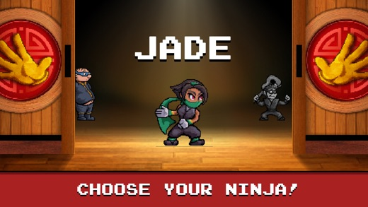 Slappy Ninjas Screenshot