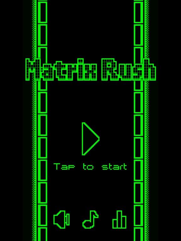 Matrix Rush Screenshot