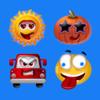 Emoji Smiley - couleur libre Unicode émoticônes clavier pour les SMS, les messages et e-mail