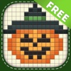 Halloween Riddles Nonograms Free