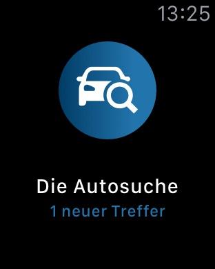 Volkswagen Die Autosuche Screenshot