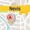 Nevis Offline Map Navigator und Guide