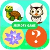 Memory Game for kids - Fun to learn animals, vegetables, fruits, flowers, shapes