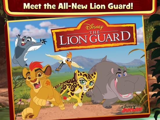 Screenshot #1 for The Lion Guard