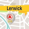 Lerwick Offline Map Navigator and Guide