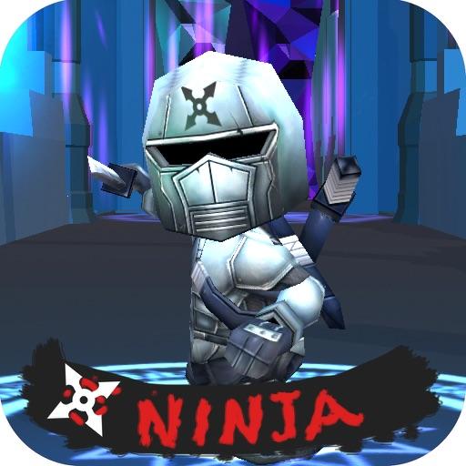 Subway Ninja: Escape From Hell 3D iOS App
