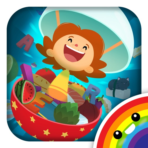 Bamba Surprise - Peekaboo with Words and Letters, Collect Special Toys and Learn English Words