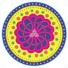 Diwali  (Audio & Rangoli Design)
