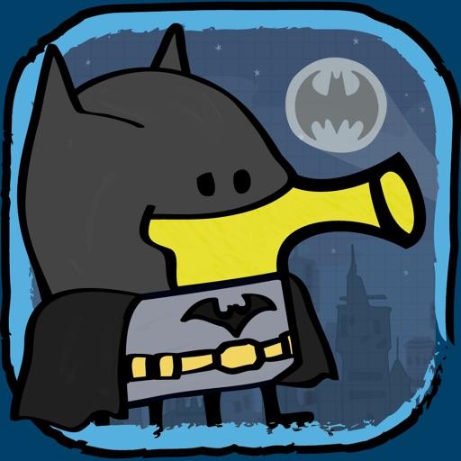 涂鸦跳跃 DC 超级英雄:Doodle Jump DC Super Heroes
