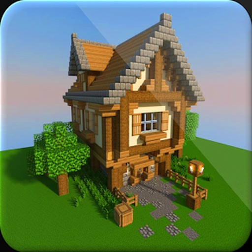 Unlimited House Guide for Minecraft iOS App